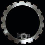 350mm diamond ring Laser Saw Blade For Concrete