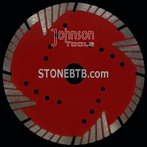 150mm Sintered turbo saw blade
