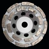 110mm diamond double row cup wheel