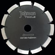150mm Laser Welded Saw Blade for Asphalt Cutting