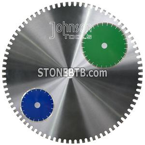 Diamond Laser Saw Blade for Stone