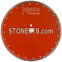 350mm Sintered turbo saw blade