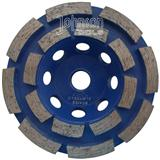 105mm diamond Double Row Cup Wheel