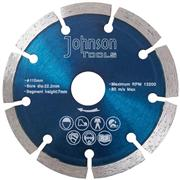 115mm Sintered segment saw blade