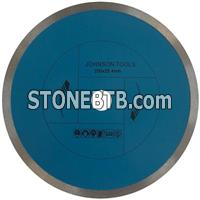250mm Sintered continuous saw blade