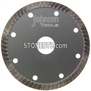 115mm Sintered turbo saw blade