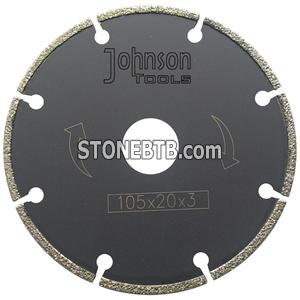 105mm Electroplated Saw Blade
