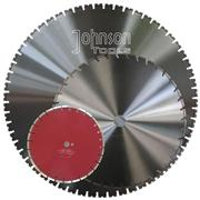 Middle diamond laser Saw Blade For Concrete