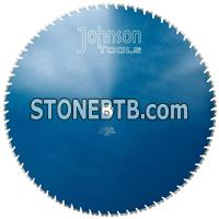 1200mm Laser Wall Saw Blade With Tapered U