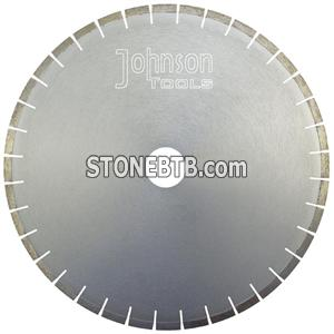 500mm Laser welded silent saw blade