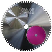 middle size laser saw blade for stone