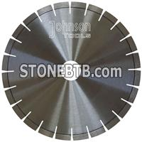 350mm Laser welded silent saw blade