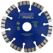 125mm diamond laser turbo saw blade