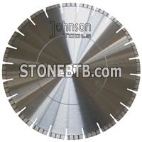 350mm Diamond laser turbo saw blade
