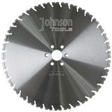 600mm laser welded wall and floor saw blade