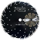 Diamond saw blade for general purpose of small size