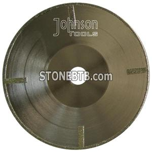 OD180mm Electroplated Diamond Cup Wheel