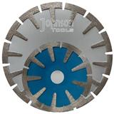diamond sintered concave saw blade