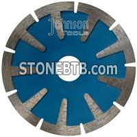 115mm diamond sintered concave saw blade