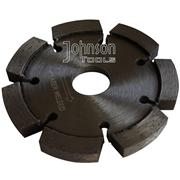 115mm diamond Tuck Point Bade