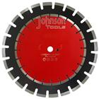 Middle Diamond Laser Saw Blade For Asphalt