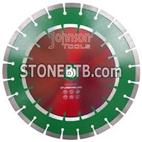 Laser Saw Blade For Green Concrete