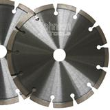 200mm Diamond laser saw blade for stone