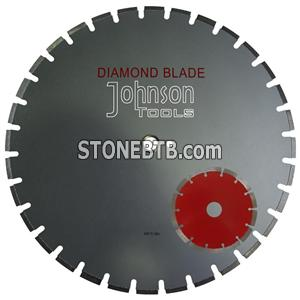 Laser Saw Blade for Asphalt