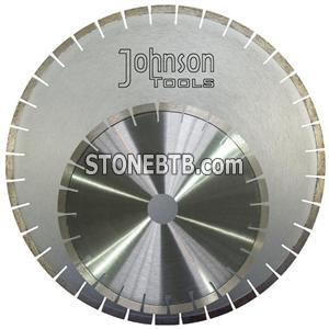 Laser welded silent saw blade