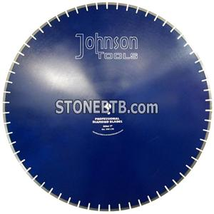 900mm laser welded saw blades for green concrete