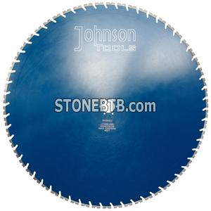 1000mm wall saw blade with tapered U