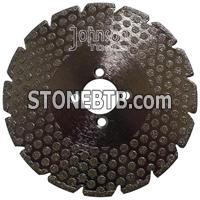 OD125mm Electroplated Saw Blade