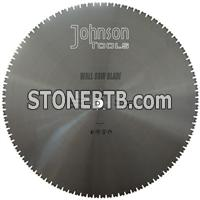 1600mm wall saw blade with straight U