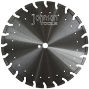 450mm  Laser Saw Blade for Asphalt