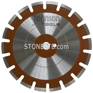 300mm laser Saw Blade for Green Concrete