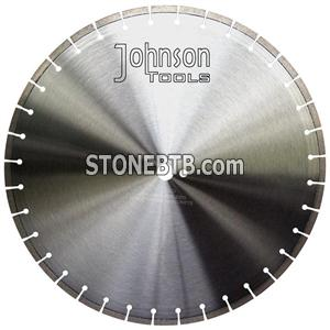 500mm  Laser Saw Blade For Concrete