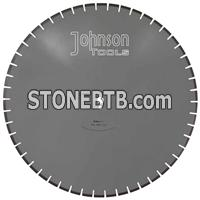 750mm laser welded saw blades for green concrete