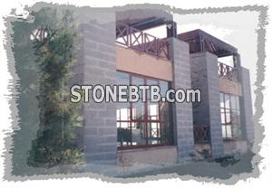 Andesite Stone Wall 2