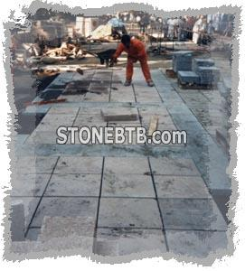 Andesite Paver