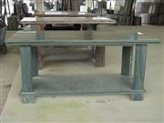Wood Vein Green Table