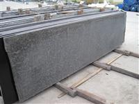 Shanxi Black Granite Flamed