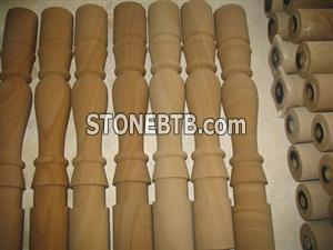 Yellow Sandstone Column