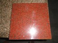 Dyed Red Granite