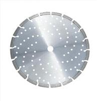 Laser welded saw blades