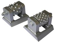 rolls for bushhammer plates