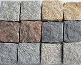 Natural Split Granite Cobble Stone, Landscaping Stone