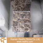 Dark Emperador brown marble porcelain tile