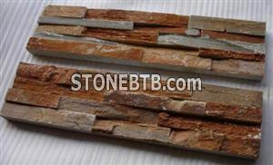 Slate stackstone cladding stone stone panel ledgestone stone veneer landscaping supplies cul
