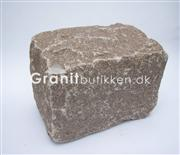 Red Manga Granite Cobble Stone