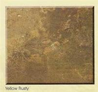 yellow rusty